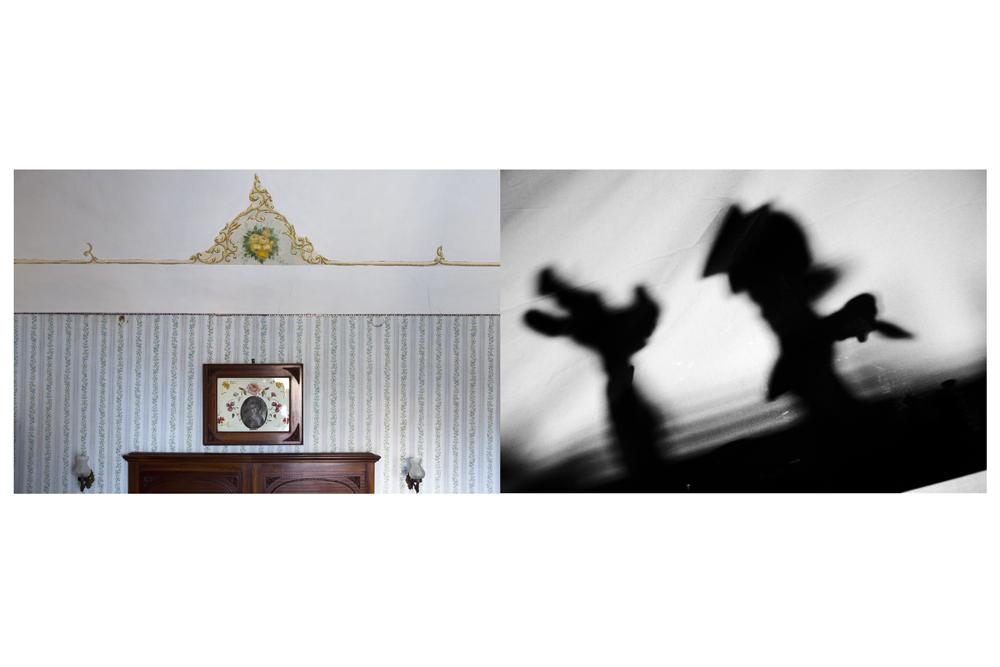 La casa vuota enzo francesco testa - Spiare dalla finestra ...