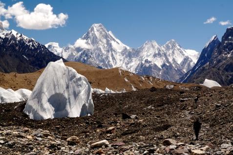 ghiacciaio gasherbrum