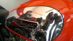 Ducati scrambler 1972